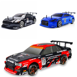 Image 5 - HSP RC Body Shell for HSP Redcat Exceed 1/10 Scale 4wd On Road Racing Drift with Stickers
