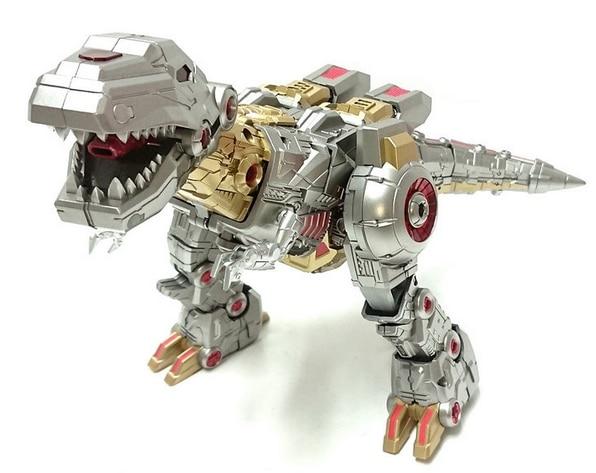 New Transformers Planet X PX-06C Dinobot Vulcun Grimlock Metal Color In Stock