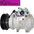 Для Авто A/C AC компрессор Kia Rondo 2.4L l4 08 09 Kia воздушный компрессор CO 10985C 977011D100 10362551 1010985 1110985 977011D100