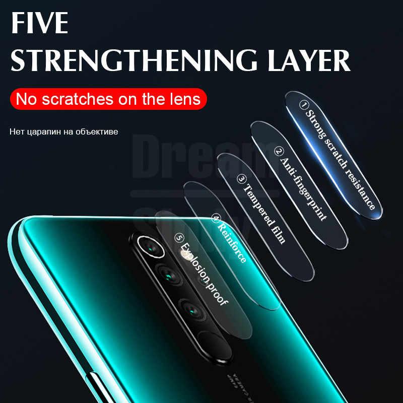 2Pcs Camera Lens Vetro Temperato Per Xiaomi Redmi Nota 8 7 9 Pro Max 9s 8T K30 9A 7A 10X Protezione Dello Schermo K20 8A Pellicola Protettiva