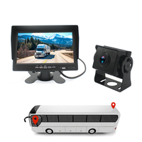 7 Inch TFT LCD widescreen Car DVR Recorder Back Up Camera Night Vision Car Parking Monitoring Rear View Monitor