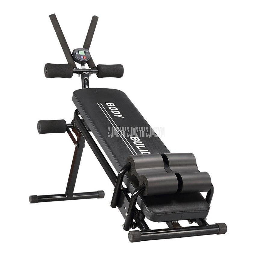 Women AB Abdominal Training Machine Thin Belly Waist Trainer Sport Machine Abdominal Muscle Trainer Indoor Exercise Fitness