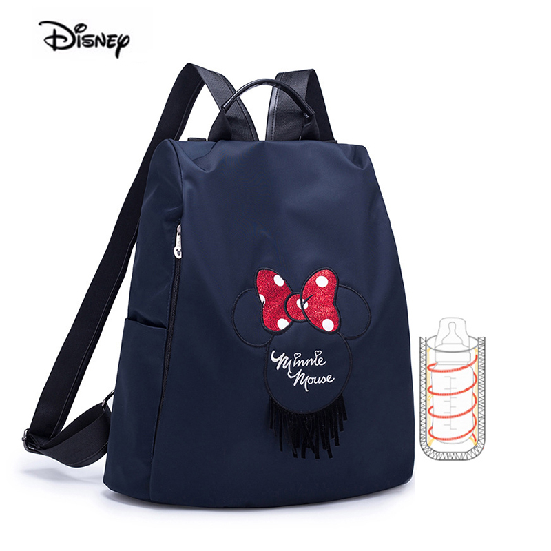 Disney Mini Maternity Bag Mickey Mininie Mouse Multifunction Fashion Shoulder Baby Bag For Travel Care Diapper Bag 2020 New
