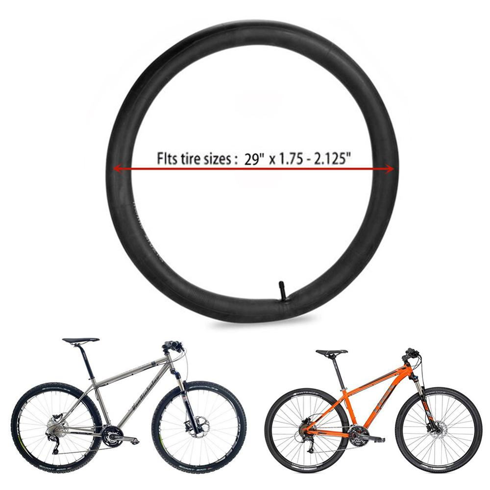 <font><b>29</b></font> Inch Mountain Bike Inner <font><b>Tube</b></font> Bicycle Standard American Nozzle Butyl Rubber Bicycle <font><b>Tube</b></font> Tire <font><b>29</b></font>*1.75 2.125 покрышки image