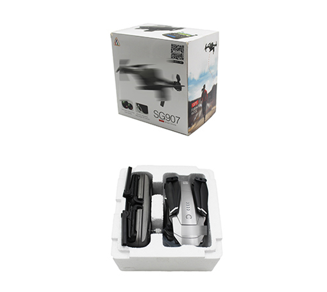 SG907 GPS Drone with Camera 4K 5G Wifi RC Quadcopter Optical Flow Foldable Mini 1080P HD Camera Drone квадрокоптер игрушки