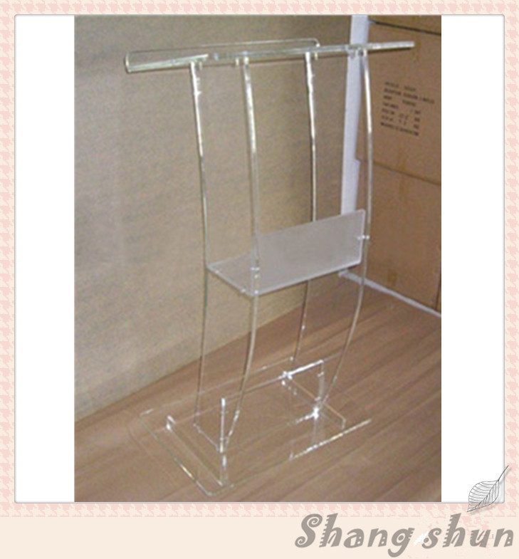 Clear Acrylic Podium Pulpit Lectern Acrylic Pulpit Podium Acrylic Lectern Podium Plexiglass