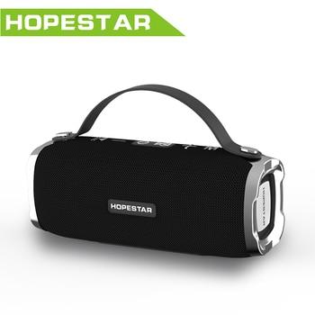HOPESTAR-altavoz Portátil con Bluetooth, barra de sonido inalámbrica para exteriores, reproductor de...
