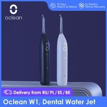 Teeth-Cleaner Water-Flosser Oral-Irrigator Portable Cordless Dental Travel W1 30ml Tank-Volume