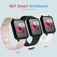купить Waterproof Watch Sport Smart Watch Heart Rate Monitor Sports Bracelet Reminder Function Smart Wristband дешево
