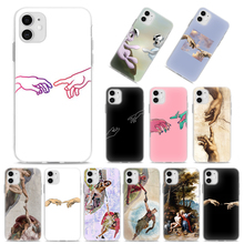 Silicone Case for iPhone X XR XS MAX 11
