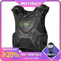 NEW MOTOBOY Riding Race CycleMotorcycle Motorbike Enduro Body Armour Protection off Road Motocross Cycling Spine Chest Protector