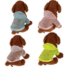 Dog clothes sun proof dog lace dress pet Teddy jacket
