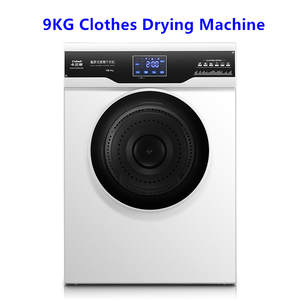 Spin-Dryer-Machine Hotel 220V Drying-Weight Commercial 9kg Household Large-Capacity