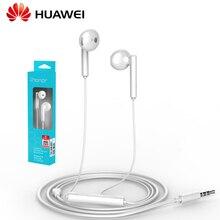 מקורי Huawei AM115 אוזניות מתכת עם מיקרופון נפח שליטה עבור אנדרואיד Smartphone עבור Huawei P8 9 10 Mate7 8 9 כבוד 5X 6X 8