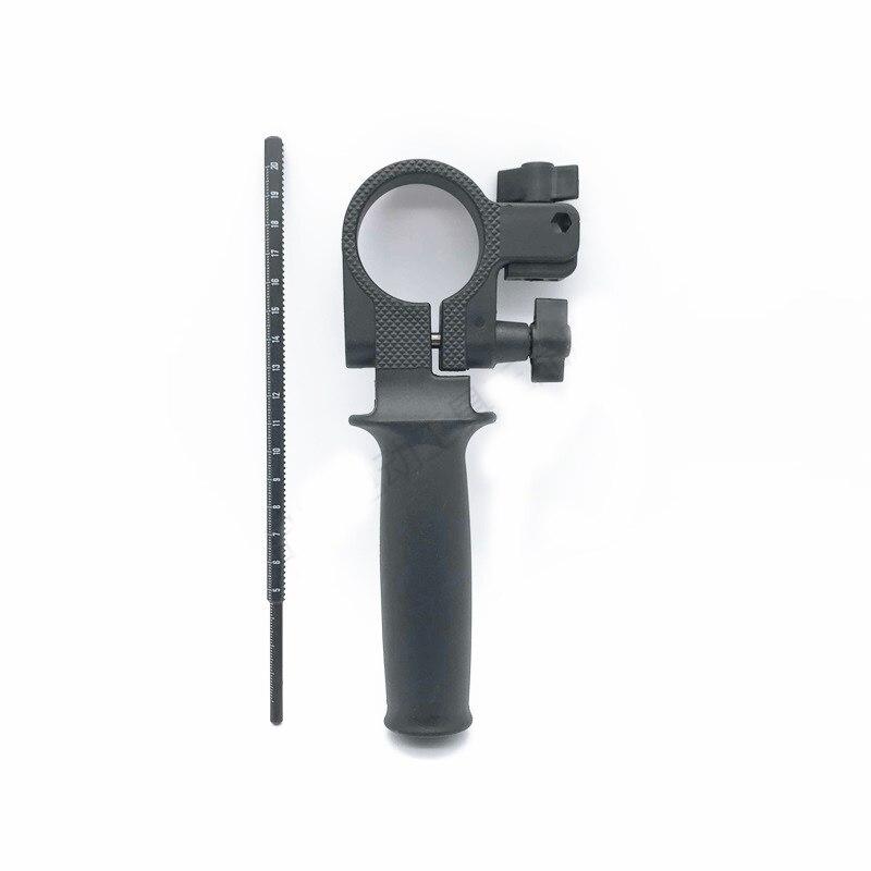 Сменная электрическая молотковая ручка, вспомогательная ручка, датчики глубины линейки для Bosch TBM3400 GBM10RE GBM350RE GSB13RE TSB1300