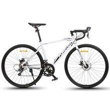 Road Bike Bicycle Single Handlebar Racing 16 27 Speed 700C Aluminum Alloy