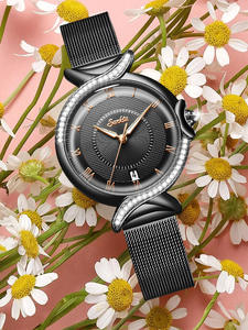 SUNKTA 2020 Watch Women NEW Luxury Brand Fashion Stainless Steel Ladies Wrist Watches