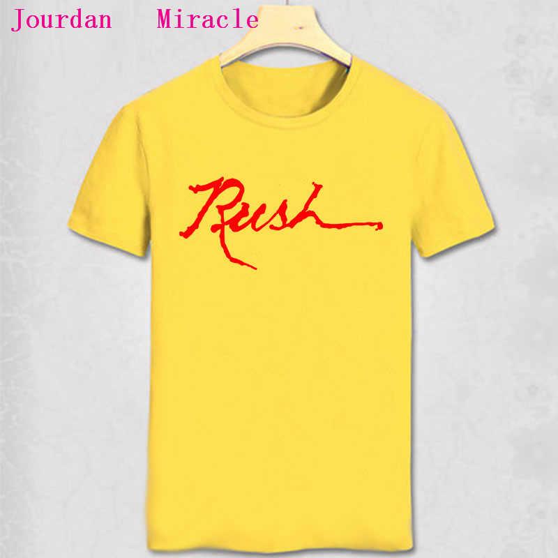 Rush Logo Official Merchandise T-Shirt M//L//XL NEU