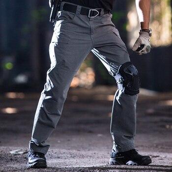 s.archon Lightning series Waterproof Telfon Rip-stop Tactical Pants Men SWAT  Army Pants New Fabric Military Trousers
