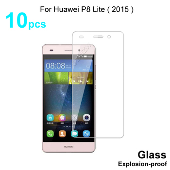 For Huawei P8 Lite 5.0 inch 2015 Premium 2.5D 0.26mm Tempered Glass Screen Protector For Huawei P8 Lite Protective Glass
