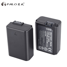 цена на NP-FW50 NP FW50 NPFW50 Camera Battery 7.4V 2000mAh for Sony Alpha a6500 a6300 a6000 USB Dual fast charger for NP FW50