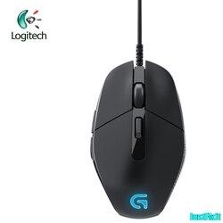 Logitech G302 Wired Gaming Mouse dengan Bernapas Light untuk PC Permainan Windows10/8/7 4000 Dpi USB Antarmuka Dukungan