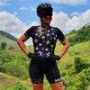2020 xama verão ciclismo macacão de manga curta skinsuit profissional ciclismo roupas roupa ciclismo equipe roadbike correndo terno 25