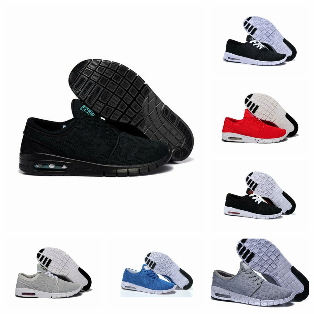 Cheap Sale New Design Sb Stefan Janoski Shoes Womens And Mens Running Shoes Jogging Lightsome Ventilate Sports Sneakers
