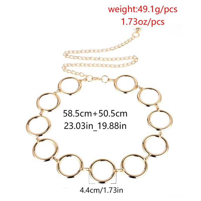 Hd1b8e1e981674edcb27a545eb2fbf1e0y - BLA Luxury Women Chain Belts Waistbands All-match Waist Gold Silver Multilayer Long Tassel Chain Belts For Party Jewelry Dress 3