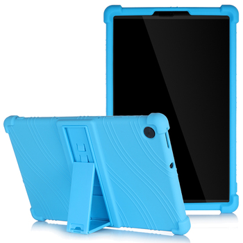 Case for Lenovo Tab M10 Plus 10.3 HD 2nd Gen P10 E10 10.1 M8 E8 8.0 Kids Soft Silicone Shockproof Cover with Kickstand - discount item  30% OFF Tablet Accessories