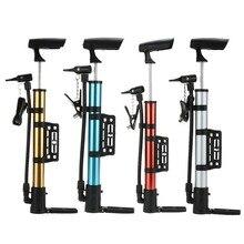 Aluminum Portable Pump Bicycle Mini Equipment