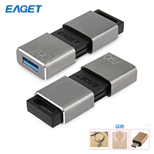 Eaget F90 USB 3,0 U Disk Speicher Gerät 16GB 32GB 64GB 128GB 256GB USB 3,0 hohe Geschwindigkeit Metall-Stick für PC Laptop telefon