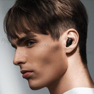 Image 4 - Xiaomi fones de ouvido redmi airdots, fones auriculares, em estoque, esquerda = direita, inferior, modo mi redmi airdots 2 tws, bluetooth 5 link automático estéreo sem fio,