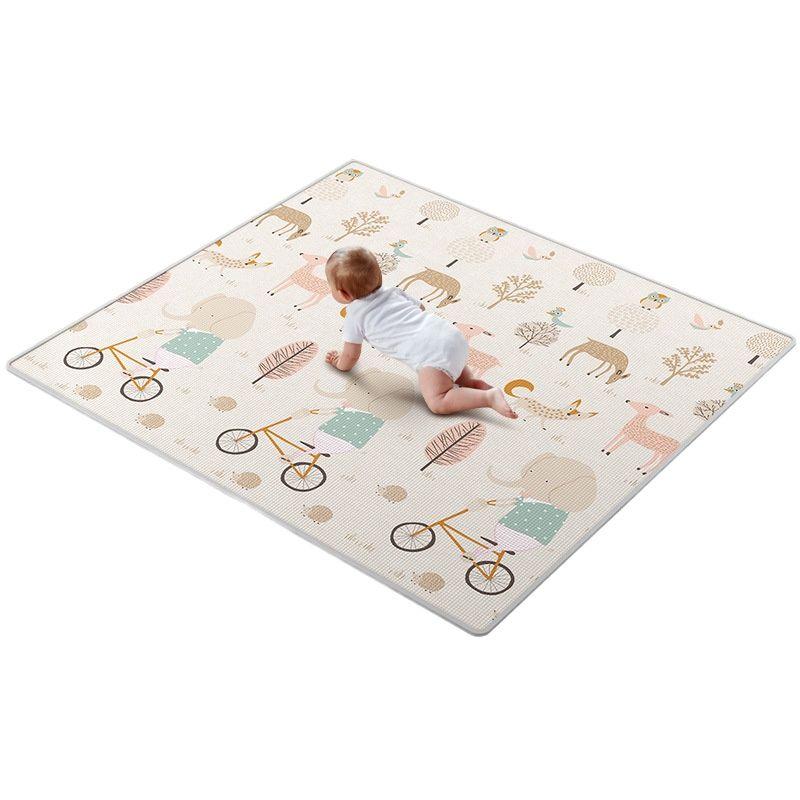 Baby play climbing pad Water-proof 253*180*2CM baby climbing pad children's foam mat