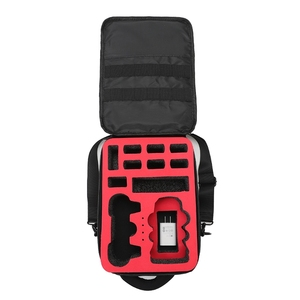 Image 4 - 2021 New Portable Shoulder Bag Storage Handbag Backpack Carry Case for  DJI Mini 2 Drone