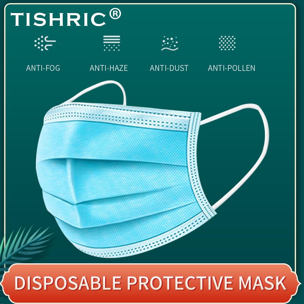 20/50/100pcs Disposable Face Mask Filter Protective Respirator Mask ffp2/ffp3 Mascherine Anti fog For n95/kn95/kf94 Dust Mask Masks     - title=