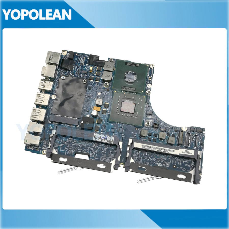 Tested Motherboard For Macbook 13 A1181 Logic Board CPU 2 4GHz T8300 820 2279 A 661