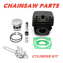 Replacement 52cc Cylinder Piston Kit For Gasoline Chainsaw 5200