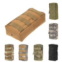 600D Tactical EDC Molle Pouch Bag Outdoor Vest Waist Pack Hunting Backpack Acces