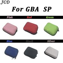 JCD חדש הגעה צבעוני מגן תיק עבור GBA SP עבור Gameboy Advance SP משחק קונסולת מגן כיסוי מקרה