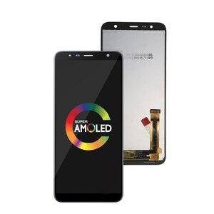Image 4 - Orijinal 6.0 samsung LCD Galaxy J6 + J610 J610F J610FN Ekran LCD Ekran samsung için yedek J6 Artı ekran