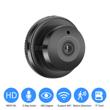 Mini 180 Degree Panoramic WIFI Camera 960P HD Wireless Smart Home Security IP Camera IR Night Vision Baby Monitor APP View