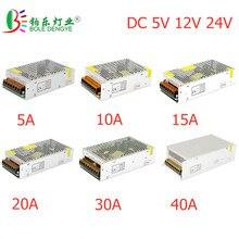 LED Power Adapter Lighting Transformer AC 100V-240V To DC 5V 12V 24V Switching Power