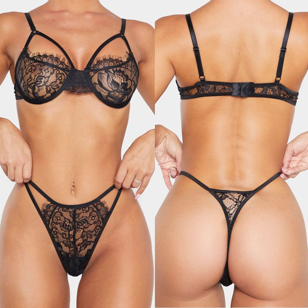 Sexy Lingerie Lace  G-string Thong  Underwear Sleepwear  New Fashion Women Sexy Light And Breathable Intimates Eronic Underwear