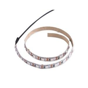 Hot UVC Germicidal Disinfection Light Bar 5V Bactericidal Lamp Ozone Disinfection Mites Light Strips LED Strip Light 50X1cm(China)