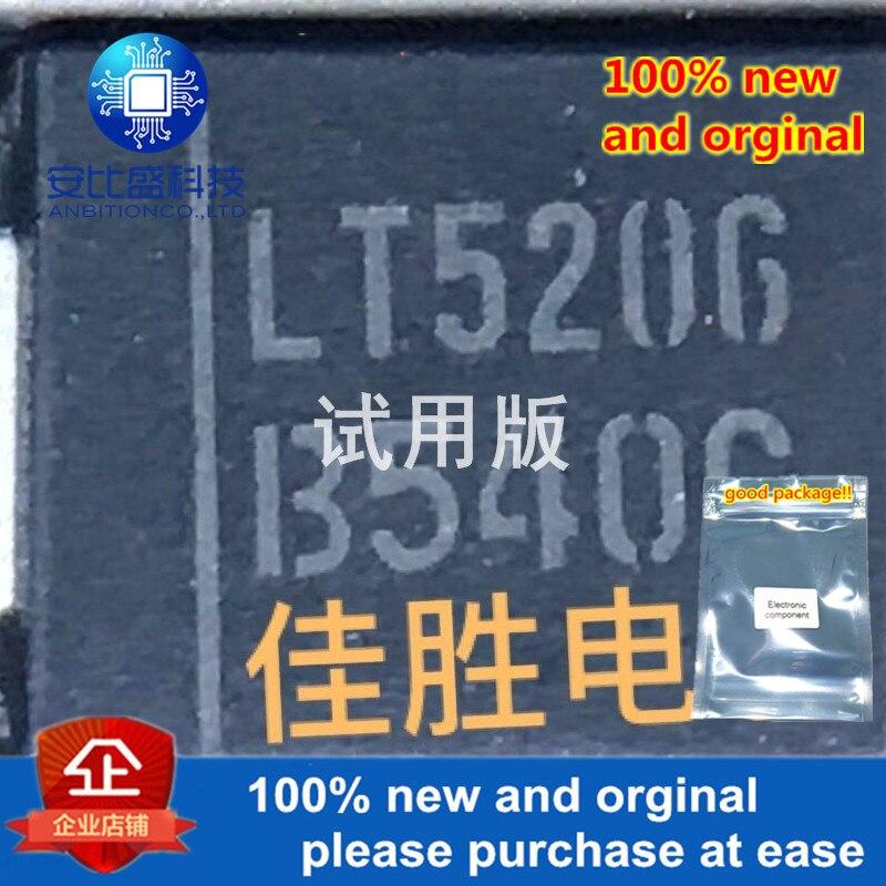 20pcs 100% New And Orginal 5A40V Low Dropout Schottky Diode DO214AB Silk-screen B540C