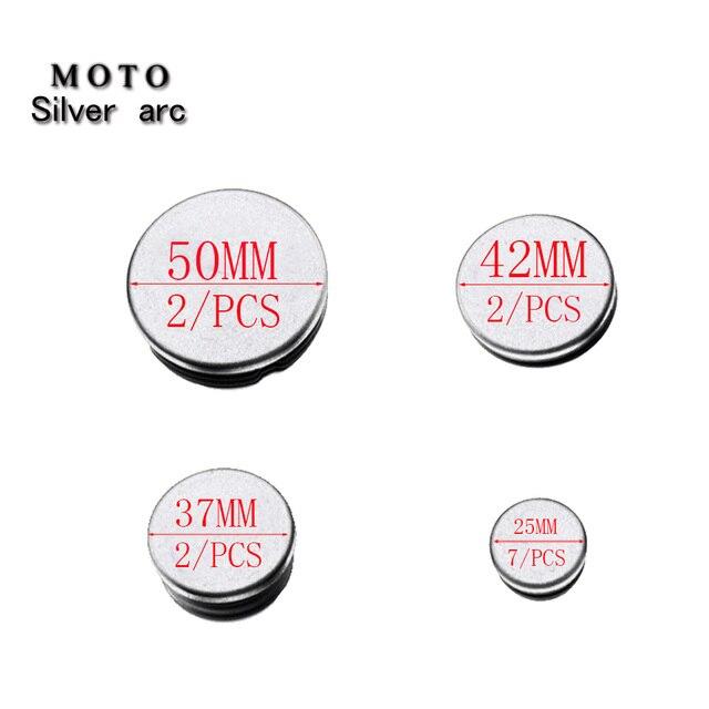 Ensemble de casquettes pour BMW R1200GS R1200 GS   Cadre de 5 couleurs, accessoires de décor 13 pièces 2013 2014 2015 R 2016 GS