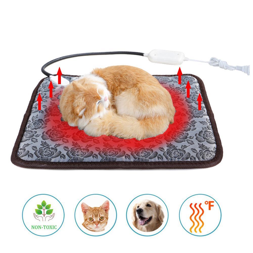 Pet Electric Heat Pad Warm Bed Blanket Or Beer Spirit Brew Fermentation Heater