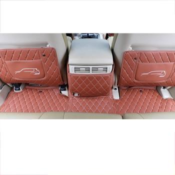 lsrtw2017 car seat anti-kick mat armrest for toyota land cruiser 2008 2009 2010 2011 2012 2013 2014 2015 2016 2017 2018 2019