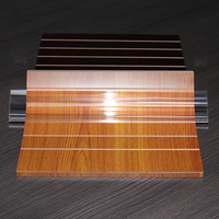 1000x38mmF26mm Linear Fresnel lens Wall lamp Striped spot Special lighting Linear focusing Cylindrical lens Customizable
